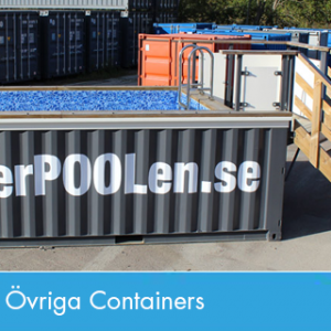 Hyra containers