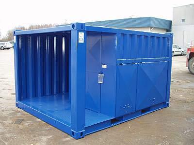 10ft Container Vägverket
