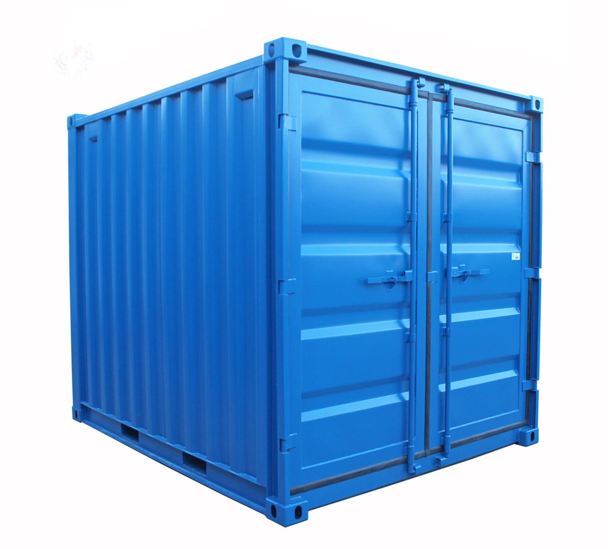 10ft Miljöcontainer