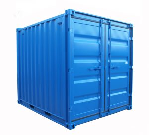 container mått