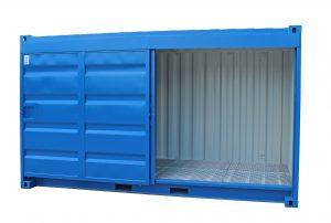 hyra container västerås