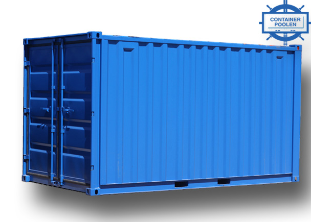 15ft Förrådscontainer