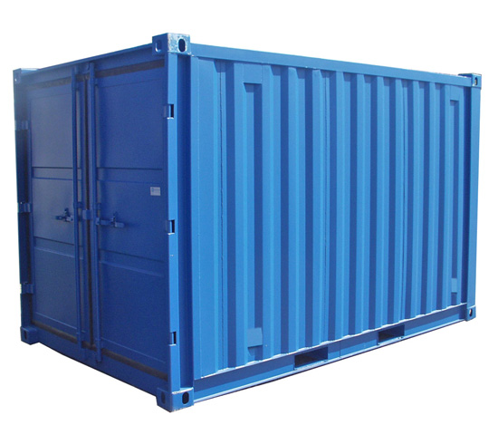 15ft Miljöcontainer