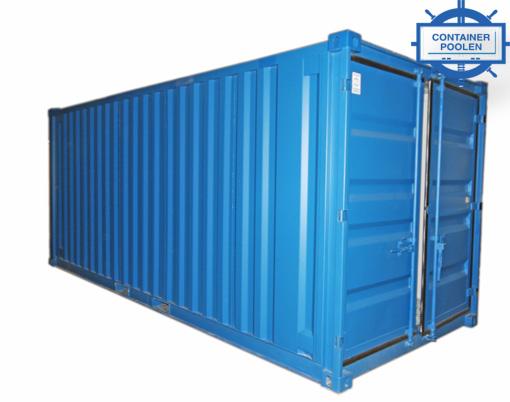 20ft Miljöcontainer