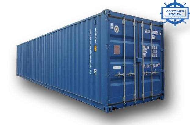 40ft Fraktcontainer