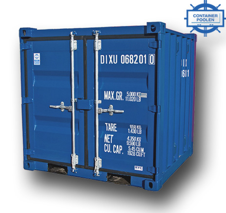 6ft Fraktcontainer