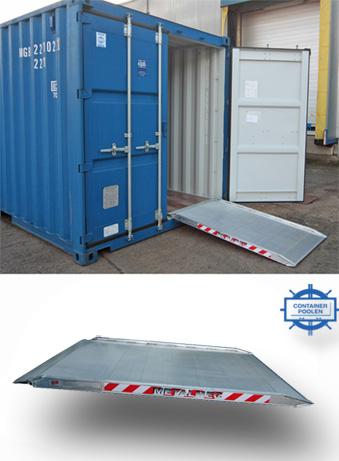 Aluminiumramp MPC 1800