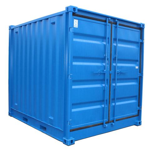 10ft Miljöcontainer 1200L