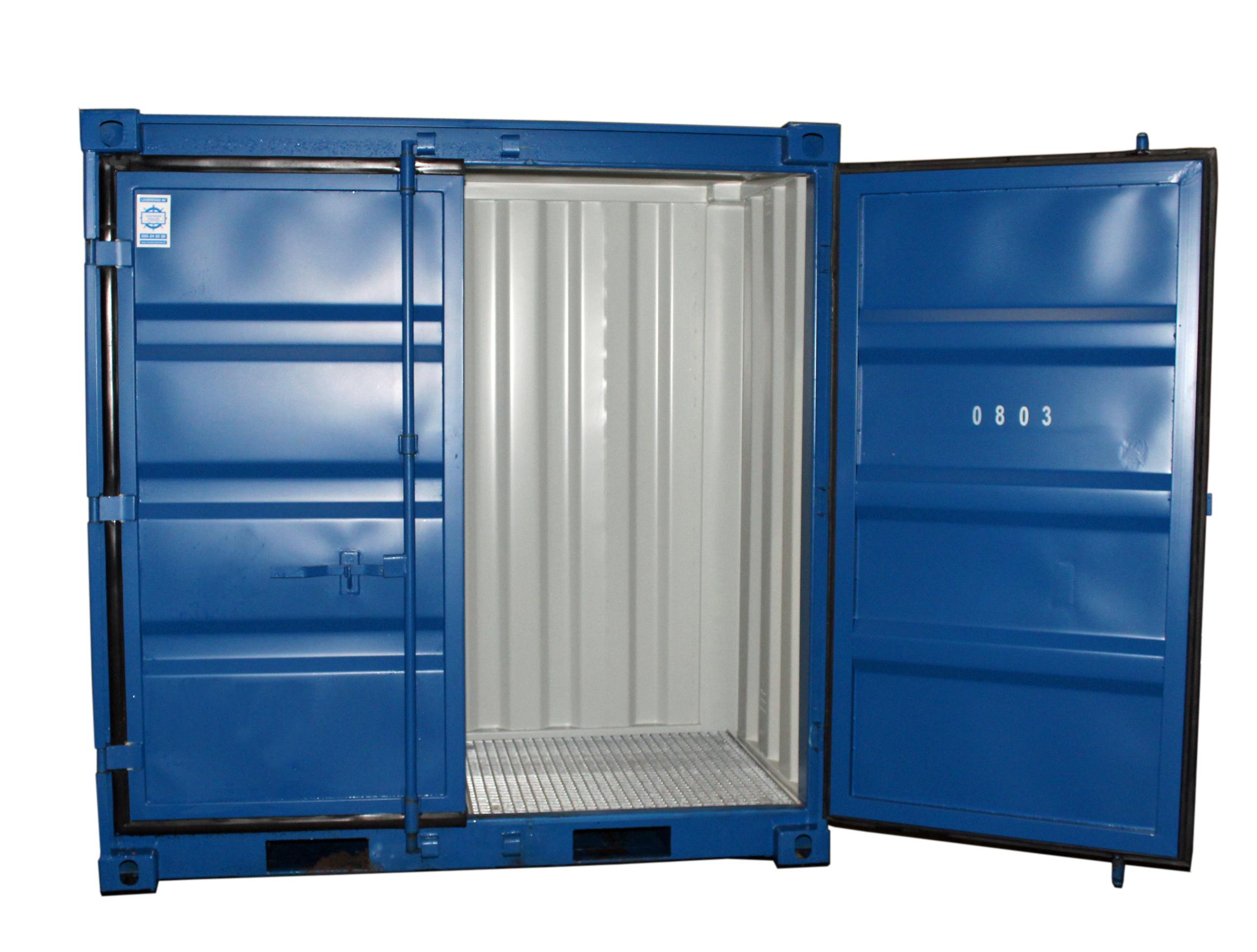 4ft Miljöcontainer