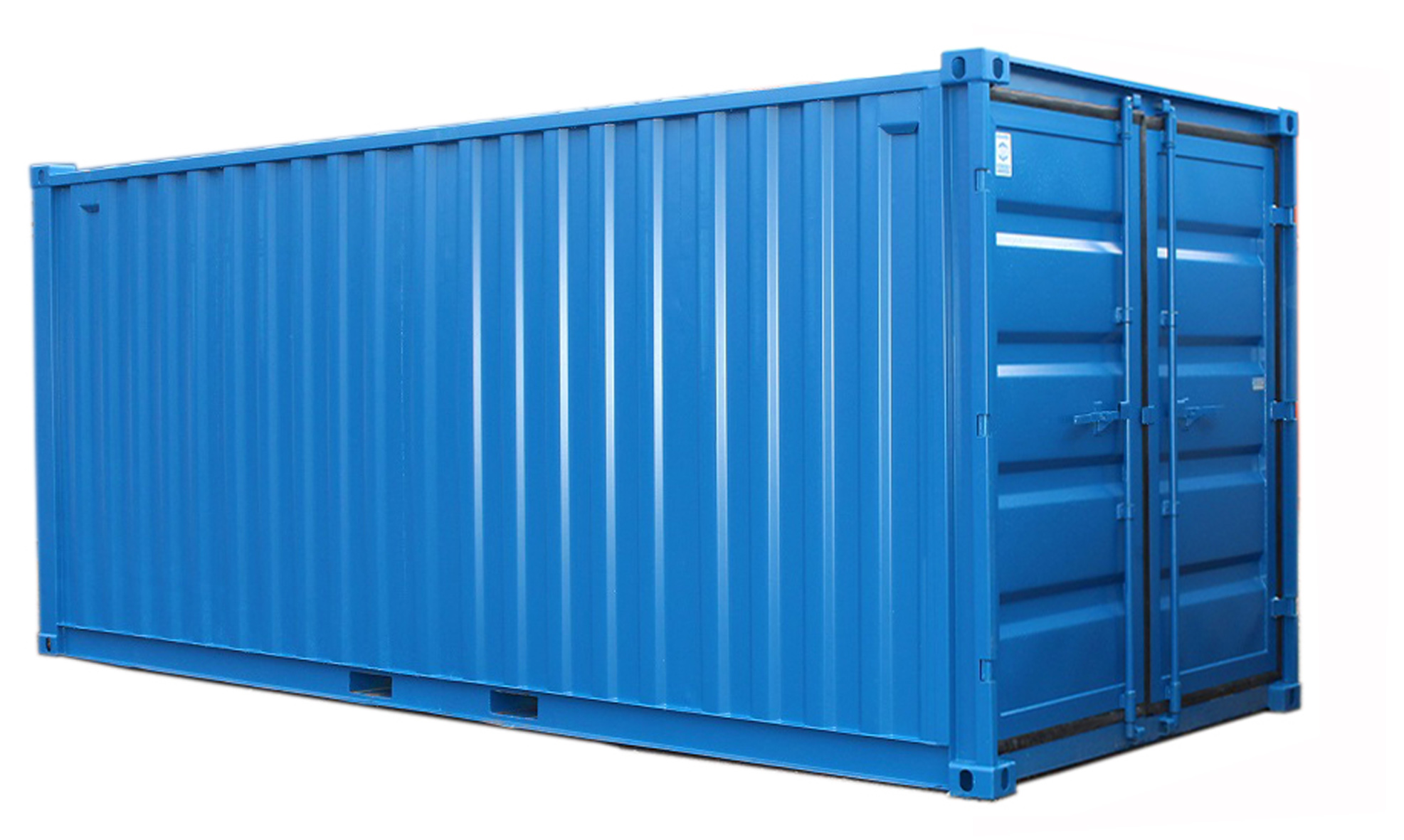 20ft Förrådscontainer