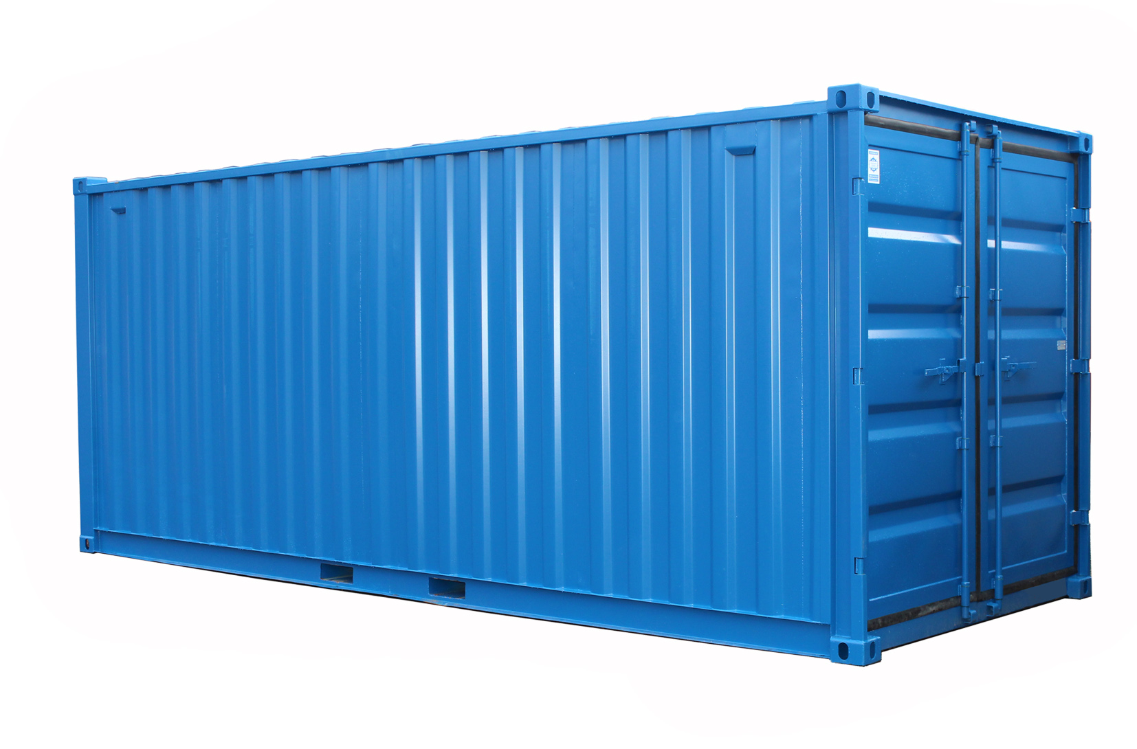 21ft Förrådscontainer