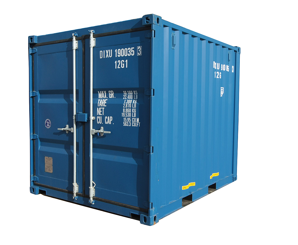 10ft Fraktcontainer
