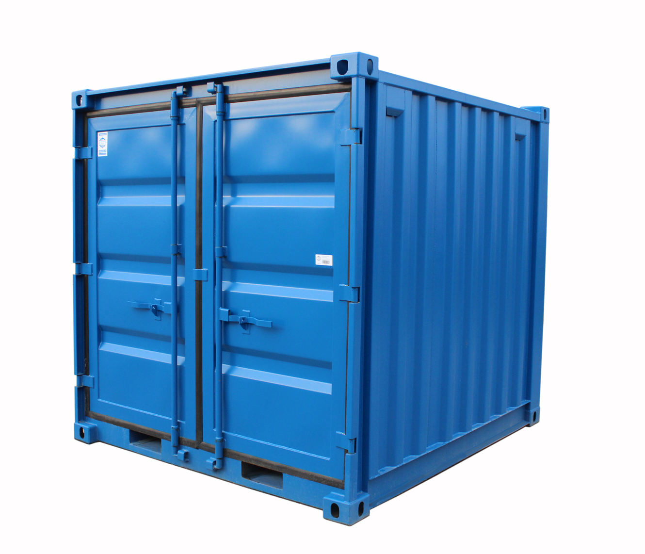 8ft Förrådscontainer