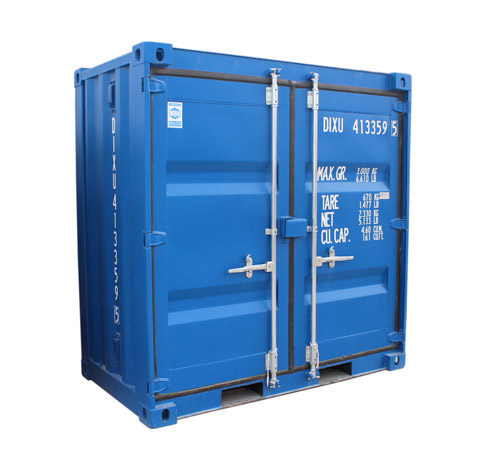 4ft Fraktcontainer