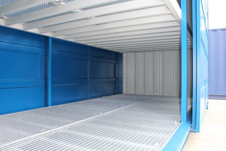 hyra container skåne